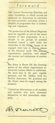 KCI Grumbler Year book, 1934
