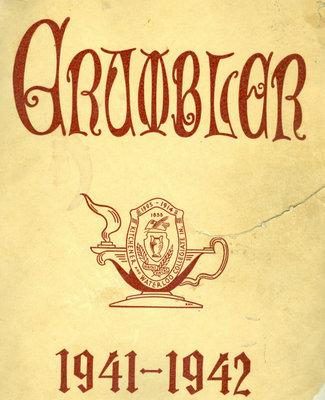 KCI Grumbler Year book, 1941-1942