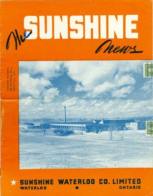 Sunshine Waterloo Company Sunshine News newsletter, June 1943