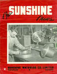 Sunshine Waterloo Company Sunshine News newsletter, 1945