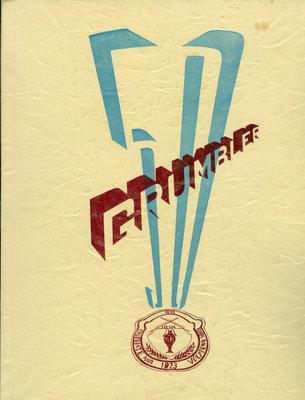 KCI Grumbler Year book, 1950