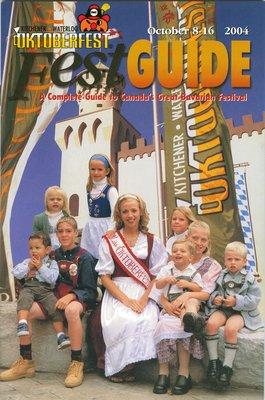 Oktoberfest Fest Guide, 2004