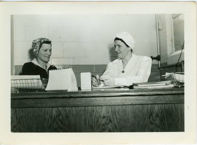 Nurses at Sunshine Waterloo Company