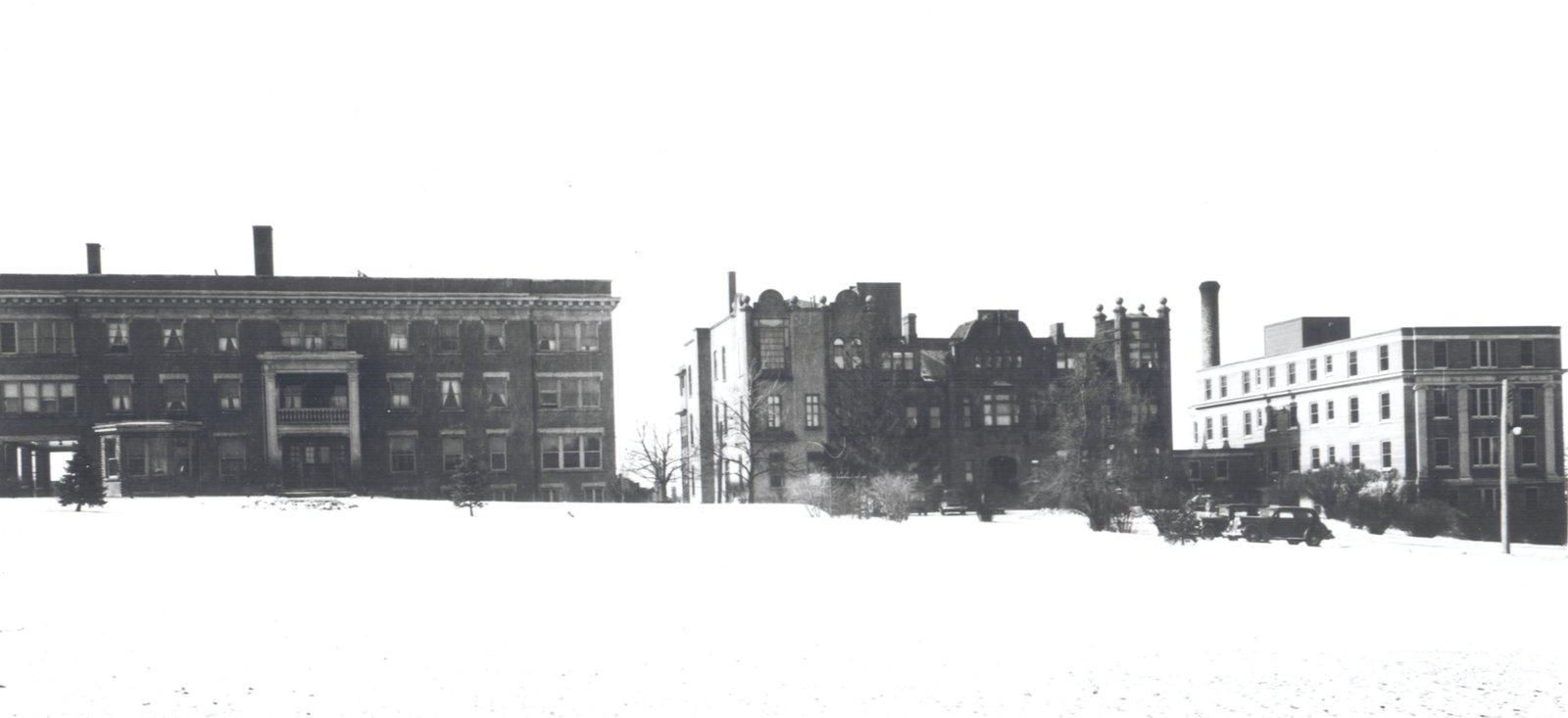 Full Image View: Kitchener-Waterloo Hospital, Kitchener, Ontario ...