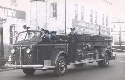 Waterloo Fire Department