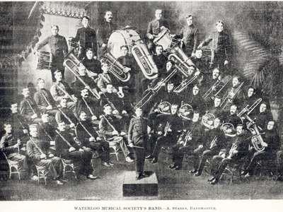 Waterloo Musical Society Band