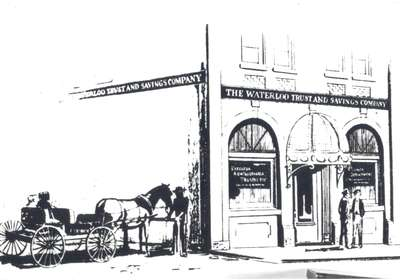 Waterloo Trust and Savings Company, Waterloo, Ontario