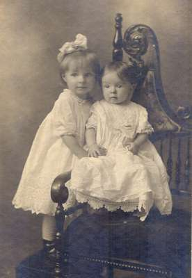 Helen Elizabeth and Ward John Isreal, Kitchener, Ontario