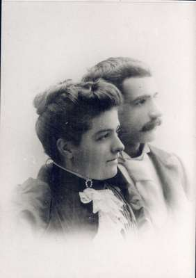 Oliver Martin and Amanda Brubacher Martin