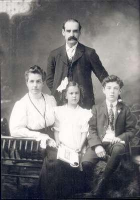 Martin Family, Waterloo, Ontario