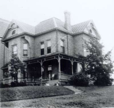 Rudolph Roschman House, Kitchener, Ontario