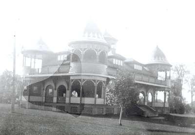 Victoria Park Pavilion Kitchener Ontario