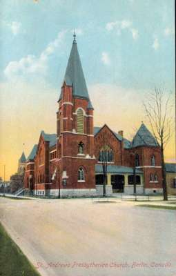 St Andrews Presbyterian Church, Kitchener, Ontario