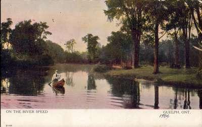 Speed River, Guelph, Ontario