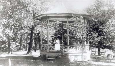 Waterloo Park Bandstand