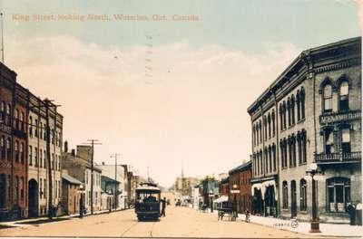King Street, Waterloo, Ontario
