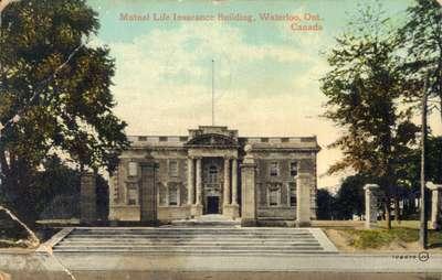 Mutual Life Assurance Company of Canada, Waterloo, Ontario