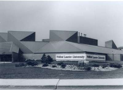 Wilfrid Laurier University Athletic Complex, Waterloo, Ontario