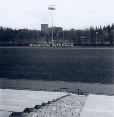 Seagram Stadium Field, Waterloo, Ontario