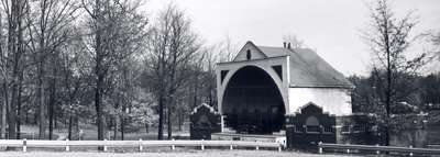 Waterloo Park Bandshell