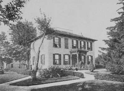 George Randall House, Waterloo, Ontario