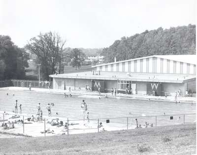 Waterloo Park Pool