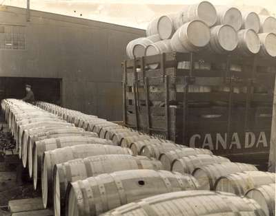 Canada Barrels and Kegs, Waterloo, Ontario
