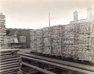 Canada Barrels and Kegs, Waterloo, Ontario