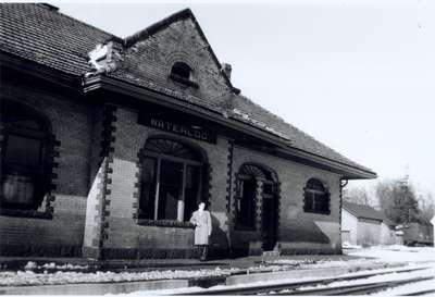 Waterloo Train Station, Waterloo, Ontario
