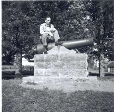 Cannon, Waterloo Park, Waterloo, Ontario