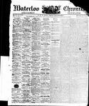 Waterloo Chronicle (Waterloo, On1868), 30 Jan 1868