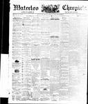 Waterloo Chronicle (Waterloo, On1868), 8 Oct 1868