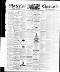Waterloo Chronicle (Waterloo, On1868), 1 Apr 1869
