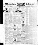 Waterloo Chronicle (Waterloo, On1868), 22 Apr 1869