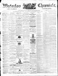 Waterloo Chronicle (Waterloo, On1868), 3 Jun 1869