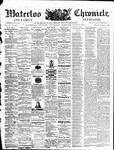 Waterloo Chronicle (Waterloo, On1868), 29 Jul 1869