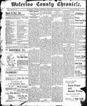 Waterloo Chronicle (Waterloo, On1868), 25 Jun 1896
