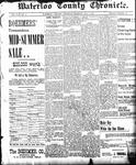 Waterloo Chronicle (Waterloo, On1868), 9 Jul 1896