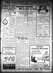 Waterloo Chronicle (Waterloo, On1868), 19 Apr 1923