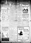 Waterloo Chronicle (Waterloo, On1868), 7 Feb 1924