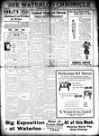 Waterloo Chronicle (Waterloo, On1868), 5 Jun 1924