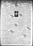 Waterloo Chronicle (Waterloo, On1868), 23 Aug 1928