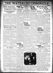 Waterloo Chronicle (Waterloo, On1868), 4 Oct 1928