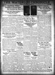Waterloo Chronicle (Waterloo, On1868), 8 Nov 1928