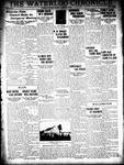 Waterloo Chronicle (Waterloo, On1868), 17 Jan 1929