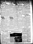 Waterloo Chronicle (Waterloo, On1868), 27 Jun 1929