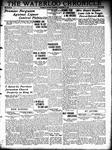 Waterloo Chronicle (Waterloo, On1868), 26 Sep 1929