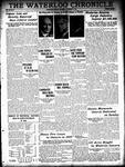 Waterloo Chronicle (Waterloo, On1868), 17 Oct 1929