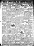 Waterloo Chronicle (Waterloo, On1868), 21 Nov 1929