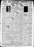Waterloo Chronicle (Waterloo, On1868), 19 Feb 1931